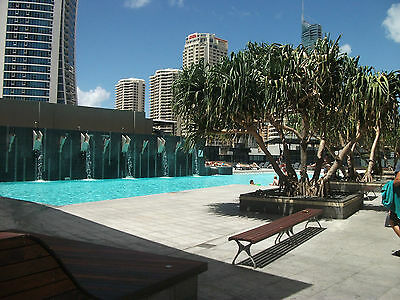 GOLD COAST ACCOMMODATION Circle Apartment 2 Bed + Study Luxury Ocean $1350 7nts