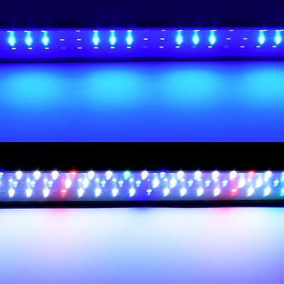 60-150CM Voll Spektrum Aquarium Beleuchtung LED NATURAL LIGHT Moon Lampe