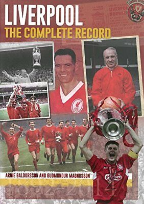 Liverpool: The Complete Record (2nd Edition)