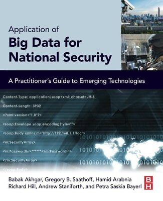 Application of Big Data for National Security: A Practitioner's Guide to Emergi