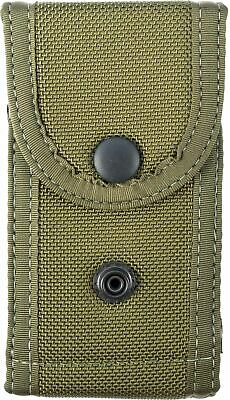 Bianchi 22790 22790 AccuMold 7302 OD Green Military Double Mag Magazine Pouch 02