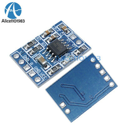2/5/10PCS Voice Amplifier Module Mini Audio HXJ8002 Power Board Replace PAM8403