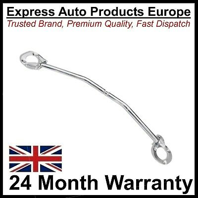 Alloy Front Upper Strut Brace for BMW 6 Cyl 3 Series E46 6 Cylinder