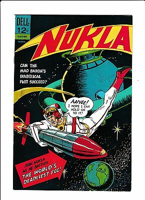 "Nukla No.2   : 1966 :   : ""The World's Deadliest Foe!"" :"