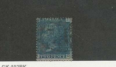 Great Britain, Postage Stamp, #17 Used, 1855