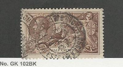 Great Britain, Postage Stamp, #179 VF Used, 1919 Nice Cancel