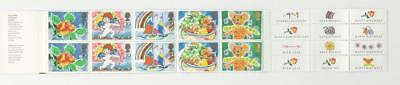 Great Britain, Postage Stamp, #1247a Booklet Mint NH, 1989 Greetings