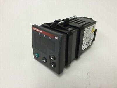 Watlow 96A0-CDDM-00RR Temperature Controller, Supply: 100-240VAC 50/60Hz 7VA Max