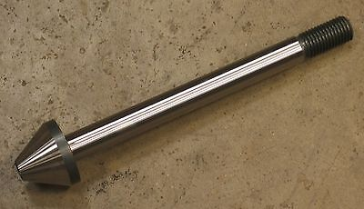 "Brand NEW AccuTurn / Bosch 434058 1"" Arbor Shaft for Brake Lathe Use Auto Shop"