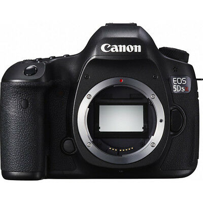 Canon EOS 5DS R 50.6MP Digital SLR Camera (Body Only)
