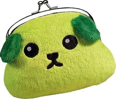 Wallets & Purses--Mameshiba - Edamame Coin Purse