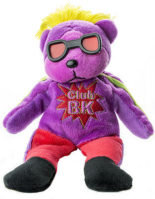 BEANIE KIDS - DJ the Bear ~ 'Club BK' Unreleased Prototype (1 of 1) #RARE