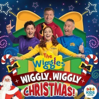 THE WIGGLES - Wiggly Wiggly Christmas CD *NEW* 2017