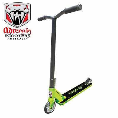 TAKE 5% MORE Adrenalin Stunt Air 110 Scooter Lime USE P5OZZIE AT CHECKOUT