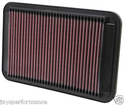 Kn Air Filter (33-2672) Replacement High Flow Filtration