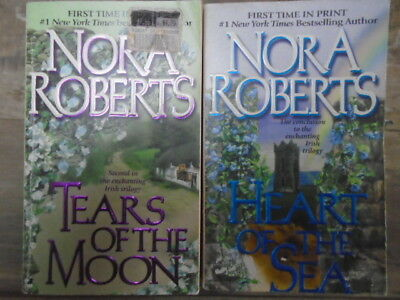 (2) Gallaghers Of  Ardmore Set by Nora Roberts