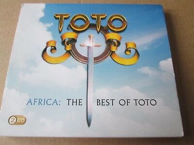 TOTO - Africa: The Best of  [2 CD]  NEW AND SEALED
