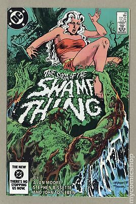 Swamp Thing (1982 2nd Series) #25 VF- 7.5