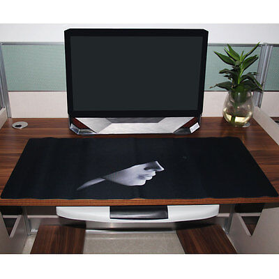 900x400mm Hooded Lady Extended Wide Large Gaming Mouse Pad Mat Big Size Desk Mat