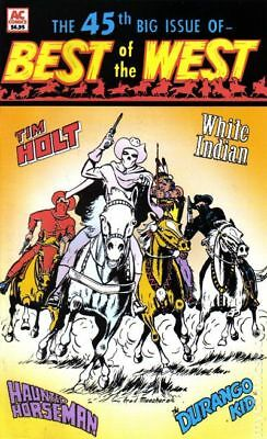 Best of the West (1998 AC Comics) #45 VF STOCK IMAGE