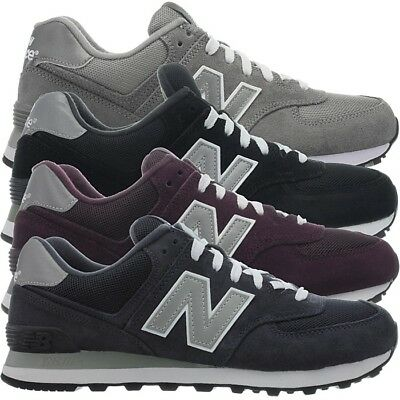 NEW BALANCE M574 Core men's low-top sneakers suede casual shoes 3 ...