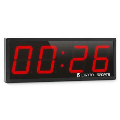 Capital Sports Timer Shot Timer Tabata Stopwatch Cross-Training 4 Digital Signal