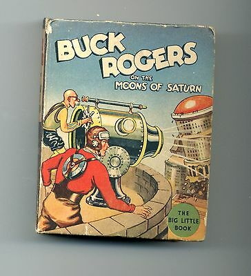 Buck Rogers on the Moons of Saturn 1934