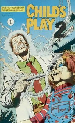Childs Play 2 (1991) #1 FN STOCK IMAGE