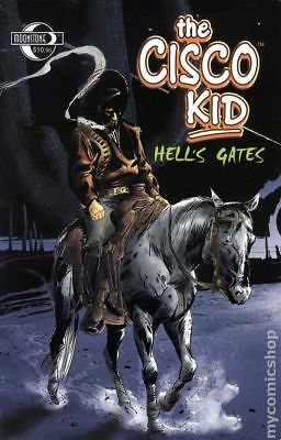 Cisco Kid Hell's Gates TPB (2005 Moonstone) #1-1ST NM STOCK IMAGE