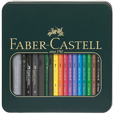 Faber-Castell - Albrecht Durer Watercolor Pencils and Pen Set