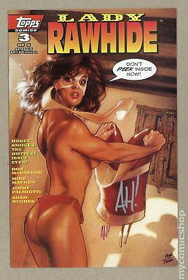 Lady Rawhide (1995 1st Series) #3DFSIGNED NM 9.4