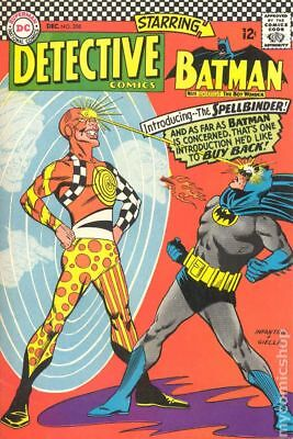 Detective Comics (1937 1st Series) #358 GD/VG 3.0 STOCK IMAGE LOW GRADE
