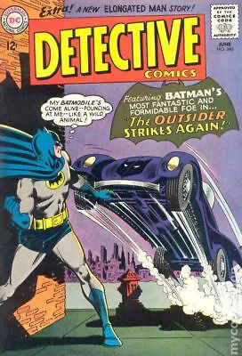 Detective Comics (1937 1st Series) #340 GD/VG 3.0 STOCK IMAGE