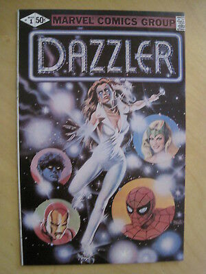 DAZZLER issue 1. 1st EVER SERIES, Marvel.1980