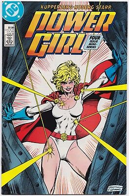POWER GIRL (1988) #1 (of 4) - FN/VFN (7.0) - Back Issue