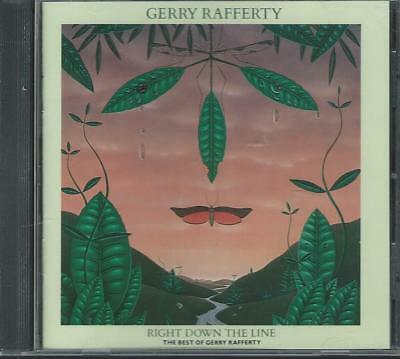 CD: GERRY RAFFERTY - Right Down The Line: The Best of Gerry Rafferty
