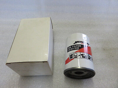 L4B New Quicksilver Mercury 35-883701K01 Oil Filter OEM Factory Outboard Marine