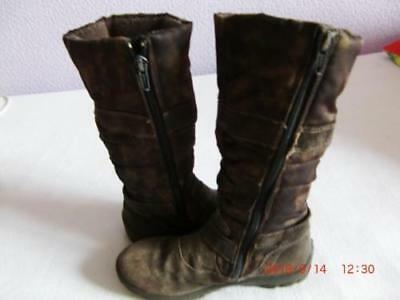 Ricosta warme Winter Stiefel, SympaTEX , GR.33 Braun