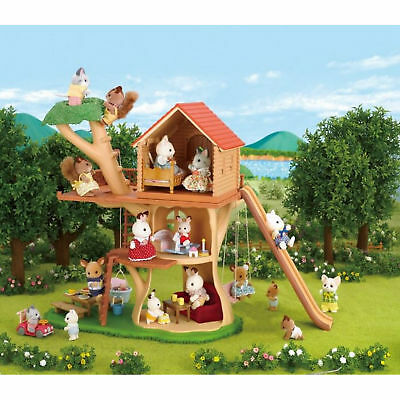 SALE Sylvanian Families Tree House FREE POST NKT