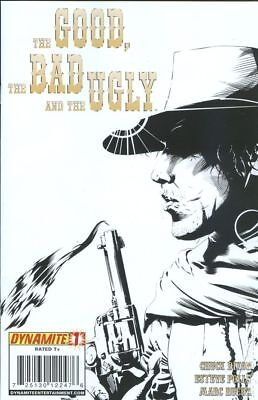 Good, The Bad and The Ugly (2009 Dynamite) #1D VF STOCK IMAGE