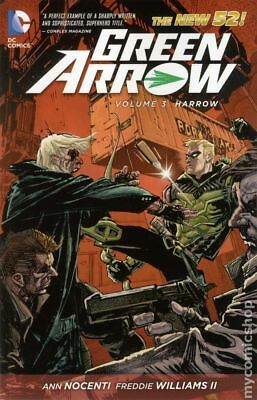 Green Arrow TPB (2012-2016 DC Comics The New 52) #3-1ST NM STOCK IMAGE