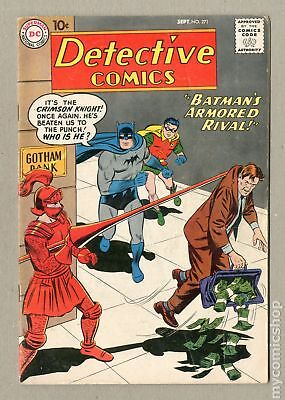 Detective Comics (1937 1st Series) #271 GD/VG 3.0