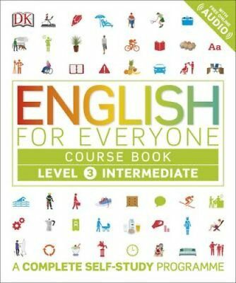 English for Everyone Course Book Level 3 Intermediate A Complet... 9780241226063