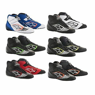 Alpinestars Tech 1-KX Go Kart Karting Race Racing Track Circuit Boots