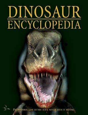 Dinosaur Encyclopedia (Encyclopedia 128)-Igloo Books Ltd