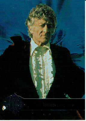 Doctor Who Cornerstone Series 3 Foil Card 3