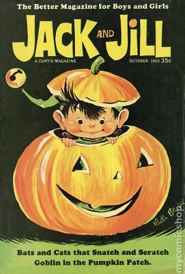 Jack and Jill (1938) #Volume 27, Issue 12 VG 4.0 STOCK IMAGE LOW GRADE