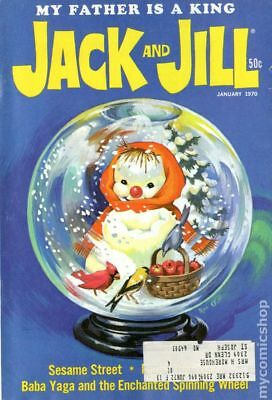 Jack and Jill (1938) #Volume 32, Issue 1 VG 4.0 STOCK IMAGE LOW GRADE