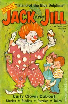 Jack and Jill (1938) #Volume 26, Issue 8 VG- 3.5 STOCK IMAGE LOW GRADE