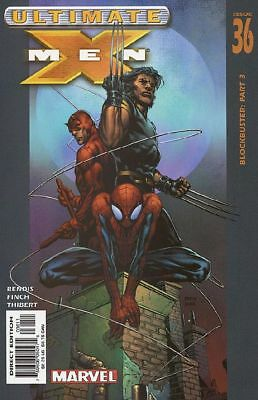 Ultimate X-Men #36 VF/NM 2003 Marvel Comic Book